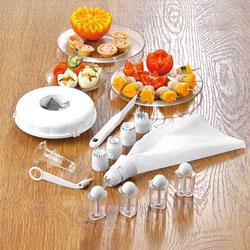 Набор для украшения тортов и канапе ИРХ632