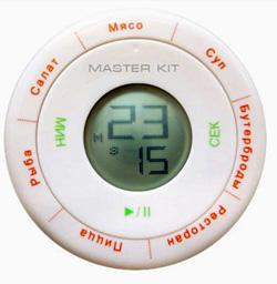Кухонный таймер с магнитом Master Kit