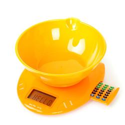 Домашние весы кухонные с функцией подсчета калорий dsS
