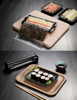 Приспособление для приготовления суши в домашних условиях
