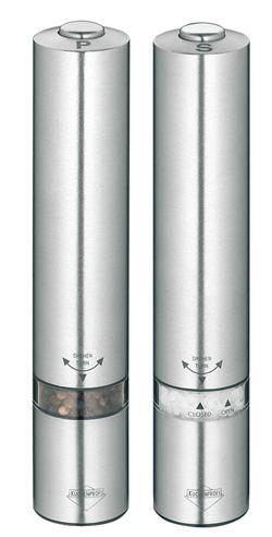 Измельчители перца и соли электрические (набор)