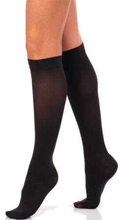 Носки согревающие женские тонкие гольфы Linea Dori