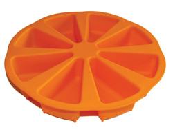 Формочка для выпечки силиконовая Разрезанный Торт