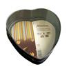 Форма для выпечки металическая  сердце (раскладная)