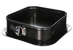 Форма для выпечки металическая квадратная (разъемная)