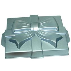 Металлическая форма для выпечки Подарок
