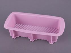 Форма для выпечки силиконовая прямоугольный кекс