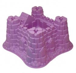 Силиконовая формочка для выпечки Замок