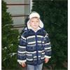 Куртка деткая из овечьей шерсти Невада