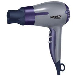 Электрофен Marta MT-1407 HAIR EXPERT (2 режима мощности, 3 температурных режима, режим