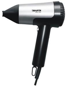 Электрический фен с функцией ионизации волос Silk&Satin