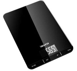 Электронные кухонные весы МТ1626 с термометром