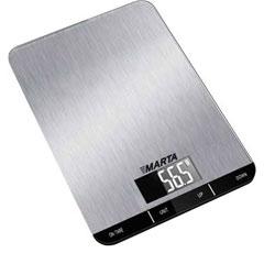 Весы для кухни МТ1627 с термометром