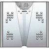 Весы напольные электронные Marta MT-1653 (функция измерения процентного отношения воды и жировых отложений в организме)