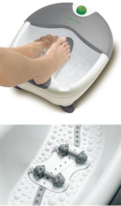 Массажная ванночка WBB с возможностью сухого массажа