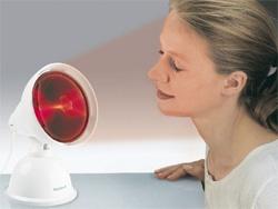 Инфракрасная лампа IRL