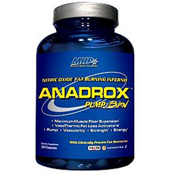 Anadrox Maximum Human Performance 224 таб
