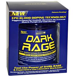 Предтренировочный энергетик DarkRage Maximum Human Performance 894г