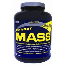 Коктейль для набора мышечной массы Up Your Mass Эм-Эйч-Пи 2,270 кг