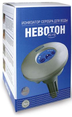 Прибор для получения серебряной воды