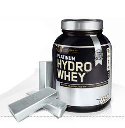 Гидролизат сывороточного протеина Optimum Nutrition Hydro Whey Platinum 1590 гр