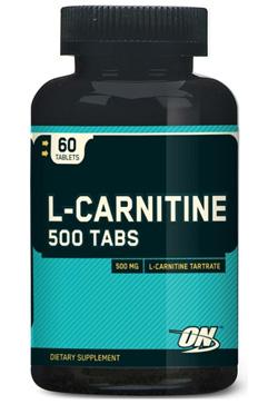 LCarnitin 500 мг ON 60 таблеток
