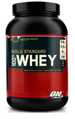 Белковый коктейль Optimum Nutrition 100% Whey Protein 941 гр