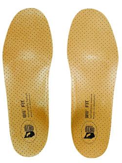 Профилактические стельки-супинаторы Fit для обуви с закрытым задником