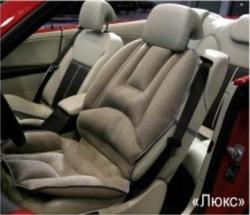 Лечебно-профилатическая система на водительское кресло Lux