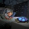 Черепашка ночник с проекцией звезд
