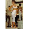 Корректирующие штаны-капри R6265
