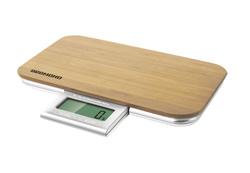 Весы для кухни 721 бамбук