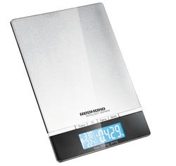 Кухонные электронные весы 722 с термометром