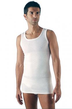 Майка без рукавов (шерстяное мужское термобелье)