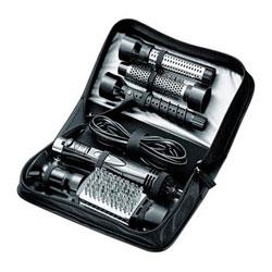 Электрический щетка-фен для укладки волос Remington AS-1201 Professional с 5 насадками