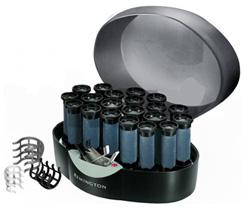 Электротефлоновые бигуди Remington с ионным кондиционированием K-F20i