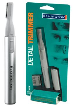 Беспроводной косметический моющийся триммер для удаления лишних волосков на бровях МРТ3000