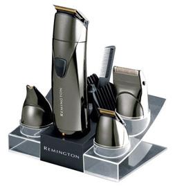 Набор Ремингтон для ухода за волосами в области головы и на лице Personal Groomer 400