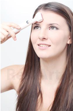 Электромассажер для кожи лица инфракрасный Ю-Eye
