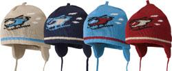 Зимняя шапка детская Хели Сэтила