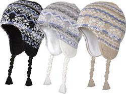 Зимняя шапка женская Помми Satila