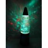 Светильник ночник с блестками Прикосновение