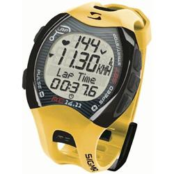 Сигма Спорт RС1411 Yellow часы измерители сердечного ритма