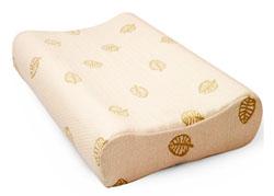 Латексная ортопедическая подушка для подростков