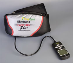 Массажный пояс для похудения Слимминг-Джиниус-Плюс
