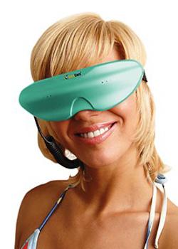 Массажные очки от кругов под глазами SC-МС0096