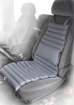 Накидка для автомобильного кресла Comfort Plus ортопедическая