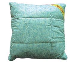 Гречишная подушка классическая с верблюжьей шерстью