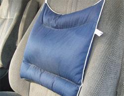 Подушка под спину для водителя