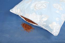Кедровая анатомическая подушка для сна
